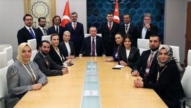 "Photo of أردوغان: لا يمكننا التخلي عن ""إس-400"" ونتمنى التوافق حول ""إف-35"""