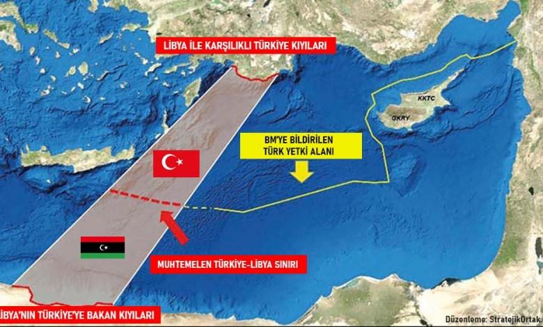 تركيا الآن الأخبار التركية باللغة العربية الوطن الأزرق الدولة العظمى مساحة تركيا أكبر مما نعلم الاتفاق التركي الليبي يغير خريطة البحر المتوسط