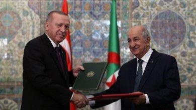 "Photo of وُصف القرار بـ""الكارثة"".. الرئاسة الجزائرية لم تسمح للقنوات المحلية بنقل تصريحات الرئيسين أردوغان-تبون؟"