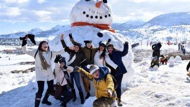 Photo of مرسين التركية.. مهرجان الثلج بتوروسلار على ارتفاع 1500م