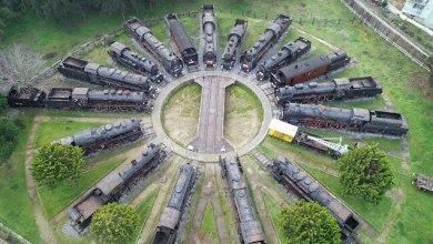 """Photo of إزمير.. متحف """"القطارات السوداء"""" يقدم لزواره رحلة تاريخية عبر الزمن"""