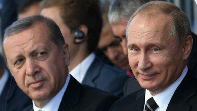 Photo of بوتين يهنئ أردوغان بعيد ميلاده الـ66