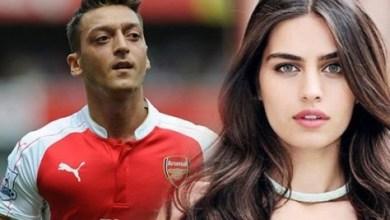 Photo of الكشف عن جنس المولود الأول لأمينة جولشن و مسعود أوزيل
