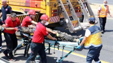 """Photo of شانلي أورفة..  لاجئ سوري يلقى حتفه تحت """"آلة الحصاد"""""""