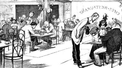 Photo of وأنت تتذكر أيام ما قبل الجائحة.. هل فكرت متى بدأ الناس يتناولون الطعام في المطاعم؟