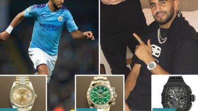 Photo of سرقة منزل رياض محرز.. الخسائر تشمل ساعة بقيمة 230 ألف يورو وذهباً وصوراً خاصة