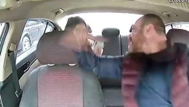 Photo of سائق تاكسي في اسطنبول يعتدي على فتاة عربية ..