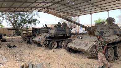Photo of حفتر يخسر قاعدة الجفرة.. قوات الوفاق تدخل سرت وتواصل التقدم شرقا
