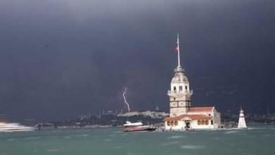 Photo of تحذير من الارصاد الجوية لسكان ولاية اسطنبول
