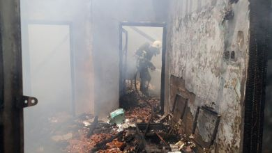 Photo of لعبة أطفال تتسبب بحريقٍ ضخمٍ داخل أحد المباني في ولاية هاتاي