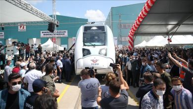Photo of تركيا تبدأ باختبار أول قطار كهربائي محلي الصنع
