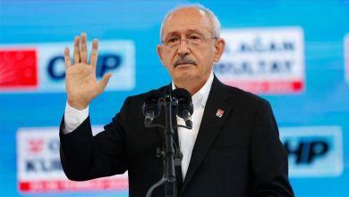 "Photo of قليجدار أوغلو رئيسا لـ""الشعب الجمهوري"" التركي"