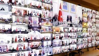 Photo of وزير الداخلية يجتمع بولاة تركيا الـ 81 على شاشة واحدة .. تحضيرا للعيد