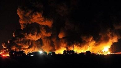 """Photo of طهران تهتز .. انفجار جديد في العاصمة طهران والسلطات """"تلزم الصمت"""""""