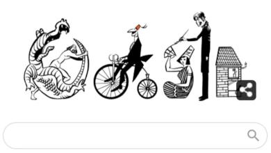 "Photo of ""غوغل"" يحتفي برسام الكاريكاتير التركي تورهان سلجوق"