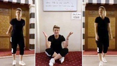 Photo of شاهد .. اجراءات قانونية بحق تركية رقصت و دخلت المسجد بالحذاء