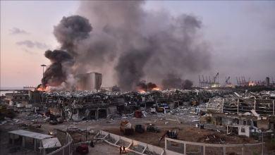 Photo of ارتفاع جرحى انفجار بيروت من الأتراك إلى ٦