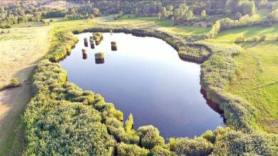 "Photo of بحيرة ""أوجقايا"".. من روائع الطبيعة في تركيا"