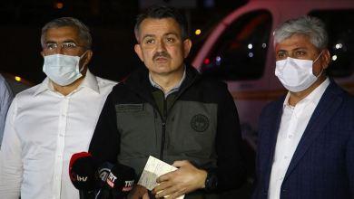 Photo of هل حرائق هاناي مفتعلة ؟ .. تصريح وزير الزراعة التركي