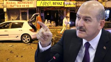 Photo of هذا ما غرد به وزير الداخلية التركي بعد انفجار اسكندرون