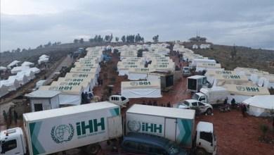 "Photo of ""الإغاثة الإنسانية"" التركية تساعد أكثر من مليون سوري في 2020"