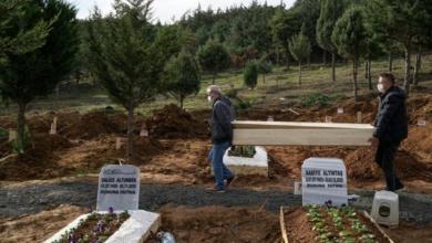 "Photo of واقعة ""غير مسبوقة"".. ""التمييز"" يلاحق السوريين إلى المقابر في هاتاي التركية"