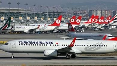 Photo of الخطوط الجوية التركية تعلق رحلاتها مع إسرائيل