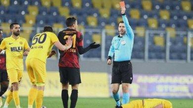 Photo of 13 ليرة تركية غرامة  على مصطفى محمد بعد مباراة فريقه الأخيرة