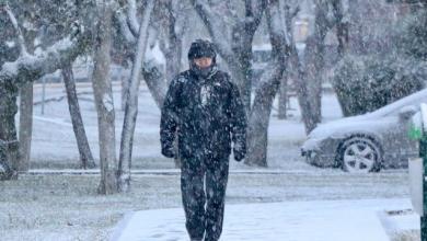 Photo of الثلوج قادمة هذا المساء .. الأرصاد تحذر 3 ولايات تركية