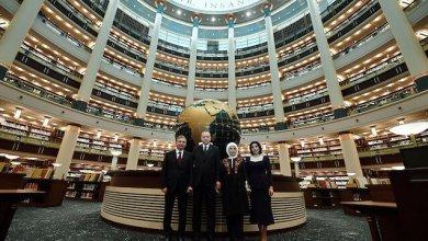 Photo of المكتبة الأكبر في تركيا .. تمزج بين الفنين السلجوقي والعثماني
