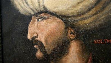 Photo of مزاد علني لبيع لوحة نادرة للسلطان سليمان القانوني