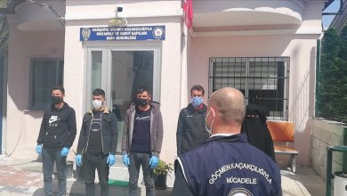 "Photo of ضبط 5 سوريين في ولاية ""عثمانية"" جنوبي تركيا"