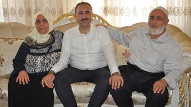 Photo of تركيا.. مسؤولون يعزون وزير العدل
