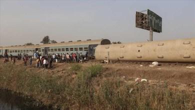Photo of ارتفاع ضحايا انقلاب القطار إلى 11 قتيلا و98 مصابا و تركيا تعزي مصر