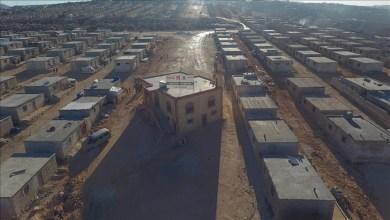 Photo of منظمات تركية تشيد 384 وحدة سكنية في إدلب السورية