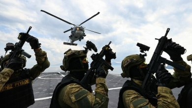 "Photo of ""تماسيح"" البحرية التركية .. حماة ""الوطن الأزرق"""