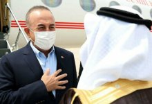 Photo of تشاووش أوغلو يصل الرياض في زيارة رسمية
