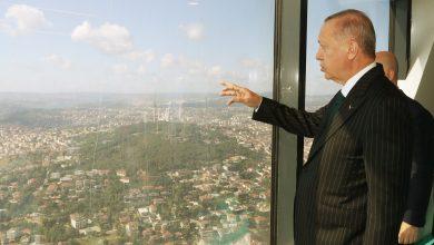 Photo of تحديد موعد افتتاح أعلى برج في إسطنبول برعاية أردوغان