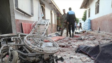 "Photo of ""هطاي"" التركية: ارتفاع قتلى هجوم عفرين إلى 13"