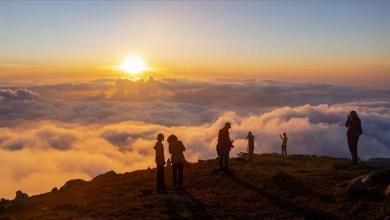 """Photo of """"ساميستال"""" التركية.. منصة لمشاهدة غروب الشمس فوق الغيوم"""