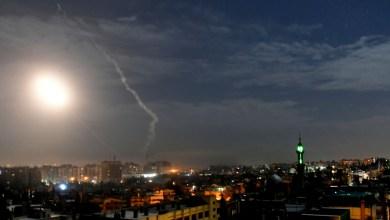 Photo of سماع دوي انفجارات عنيفة في مدينة دمشق ومحيطها