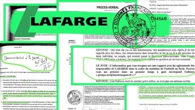 """Photo of وثيقة تظهر علم باريس بتمويل شركة فرنسية لـ """"داعش"""""""