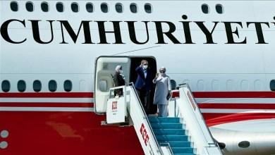 Photo of أردوغان يغادر الولايات المتحدة عائدًا إلى إسطنبول