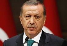 Türkiyə prezidentiRəcəb Tayyib Ərdoğan