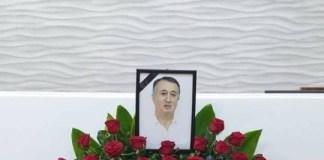 """""""Sabina"""" parfümeriya şirkətlər qrupunun prezidenti Fuad Şıxəliyev"""