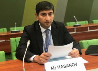 Elşad Eldar oğlu Həsənov