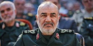 İranın İslam İnqilabı Keşikçiləri Korpusunun (SEPAH) Komandanı Hüseyn Salami