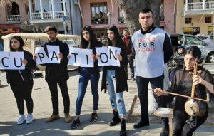 Tbilisidə Xocalı faciəsinin 28-ci ildönümü