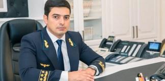 Yükdaşımalar departamentinin rəisi Emil Əhmədov