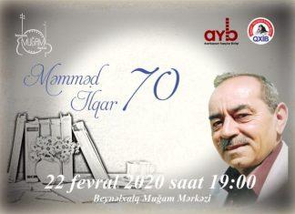 şair Məmməd İlqarın 70 illik yubileyinə həsr olunmuş tədbir